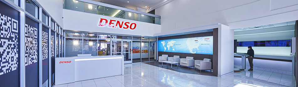 Corporate office careers at DENSO